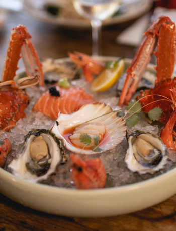 5 fresh seafood places perfect for people who don't like fishing