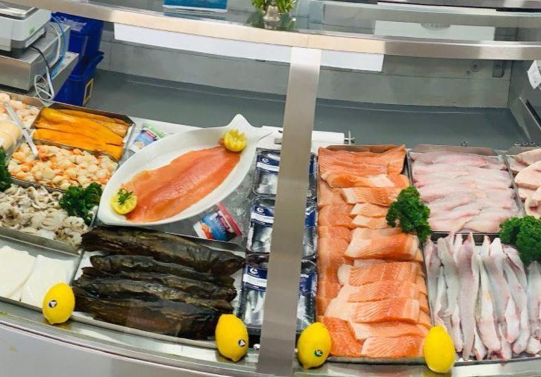 Monin Seafoods