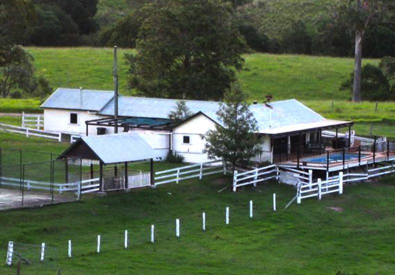 Barkeldine Farm Country Retreat