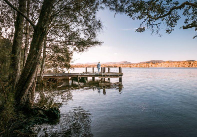 Korsmans Landing, Myall Lakes National Park