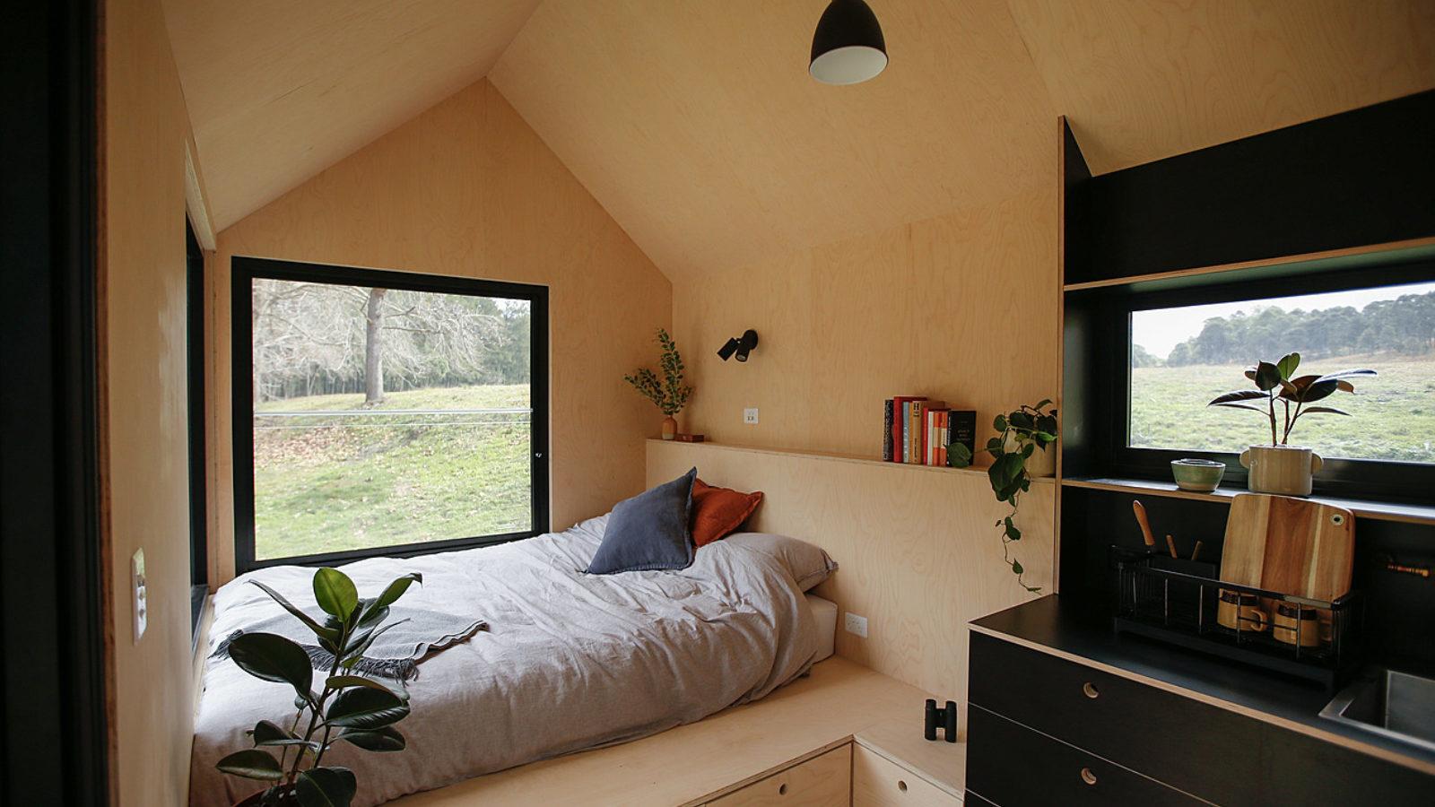 Barrington Eco Hut