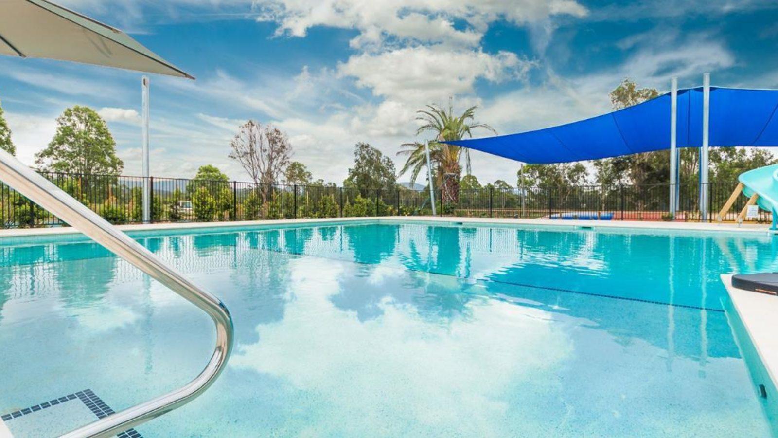 Big4 River Myall pool