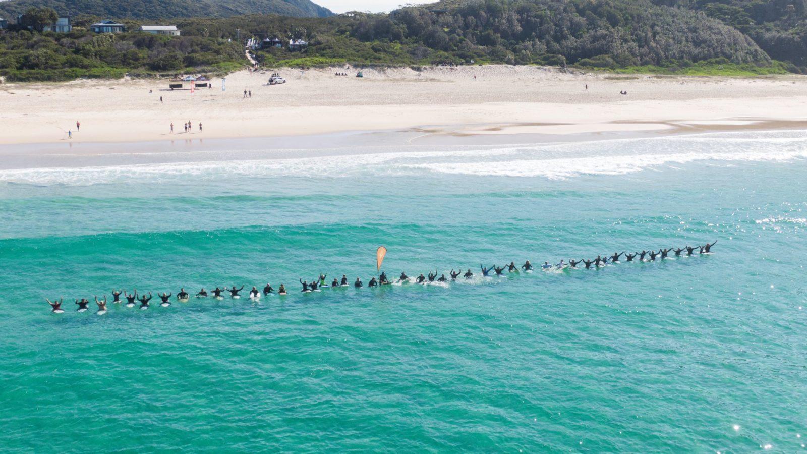 Boomerang Beach, Surfing NSW Surf Masters 2019
