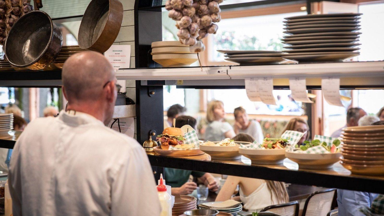 Cafe Toscano Forster