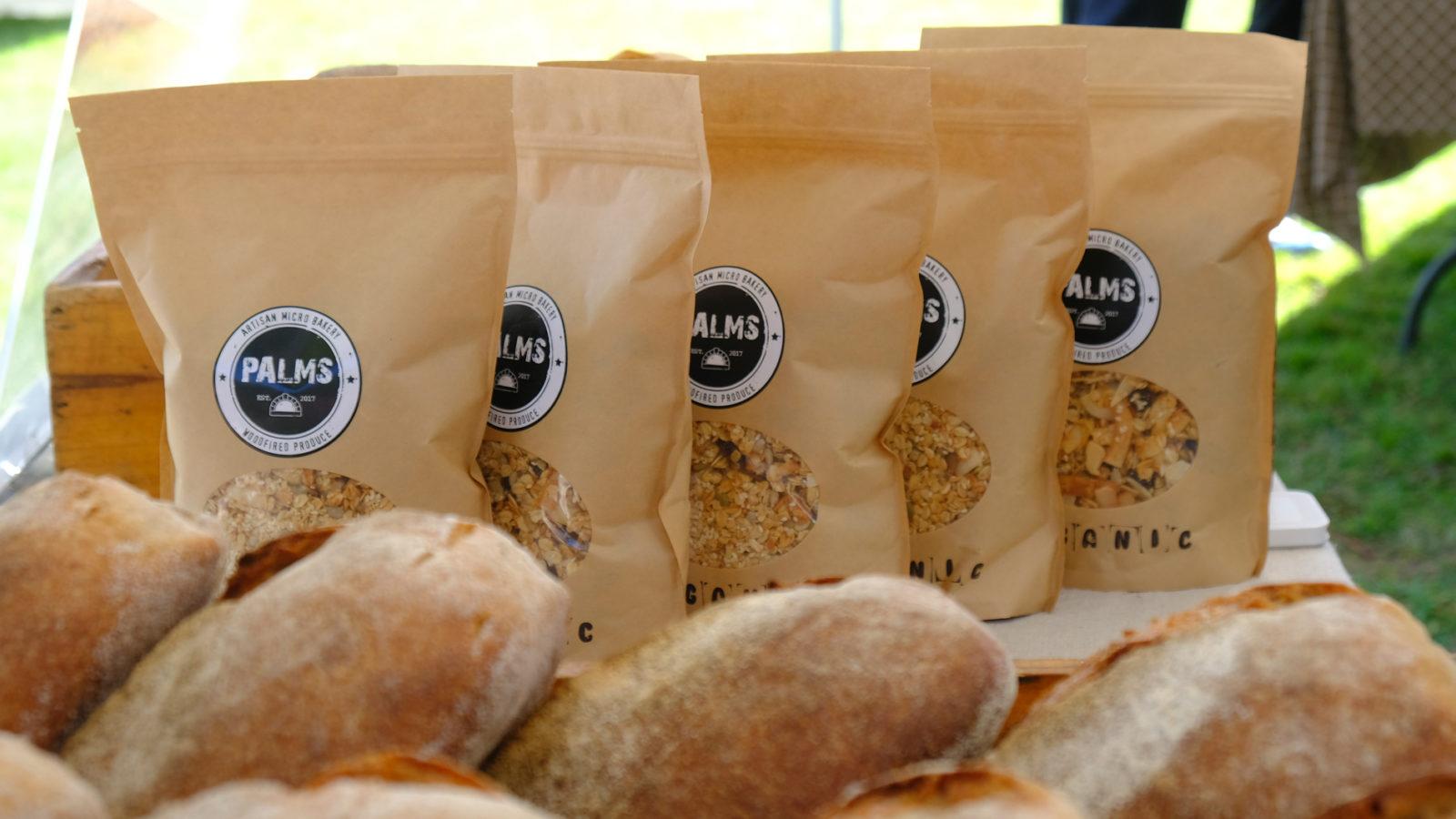 Forster Farmers Market bread