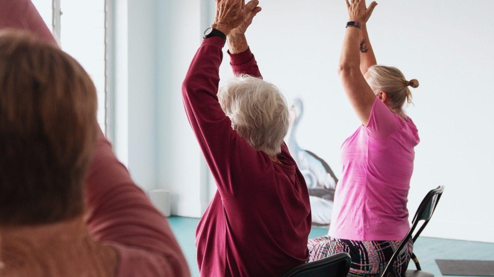 Forster Yoga Studio Stay Young yoga