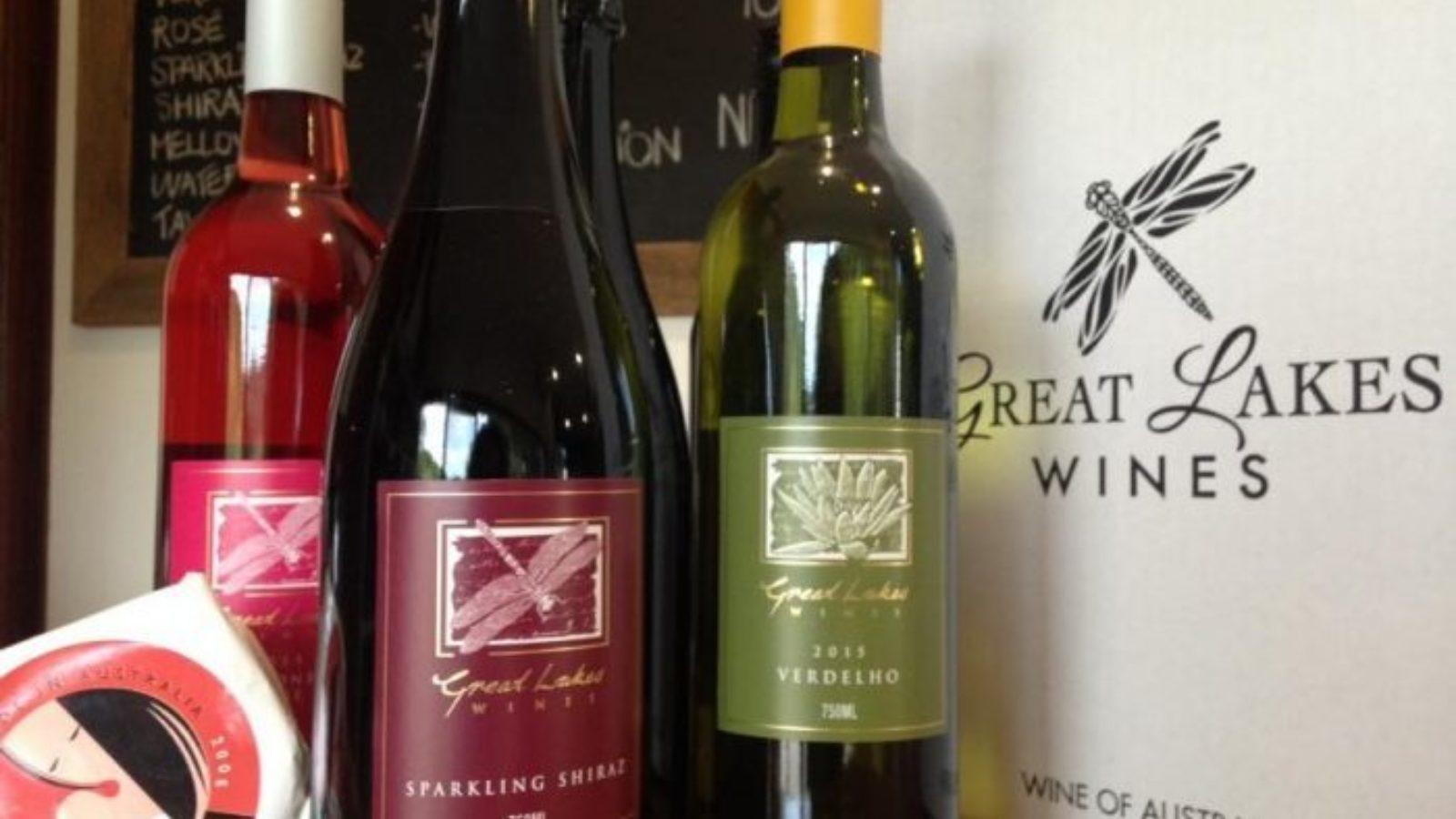 Great Lakes Paddocks wines