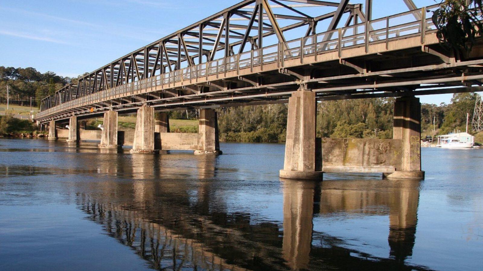 Karuah River bridge