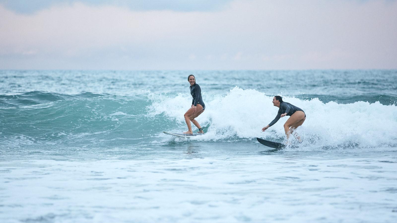 Wallabi Point Surfing