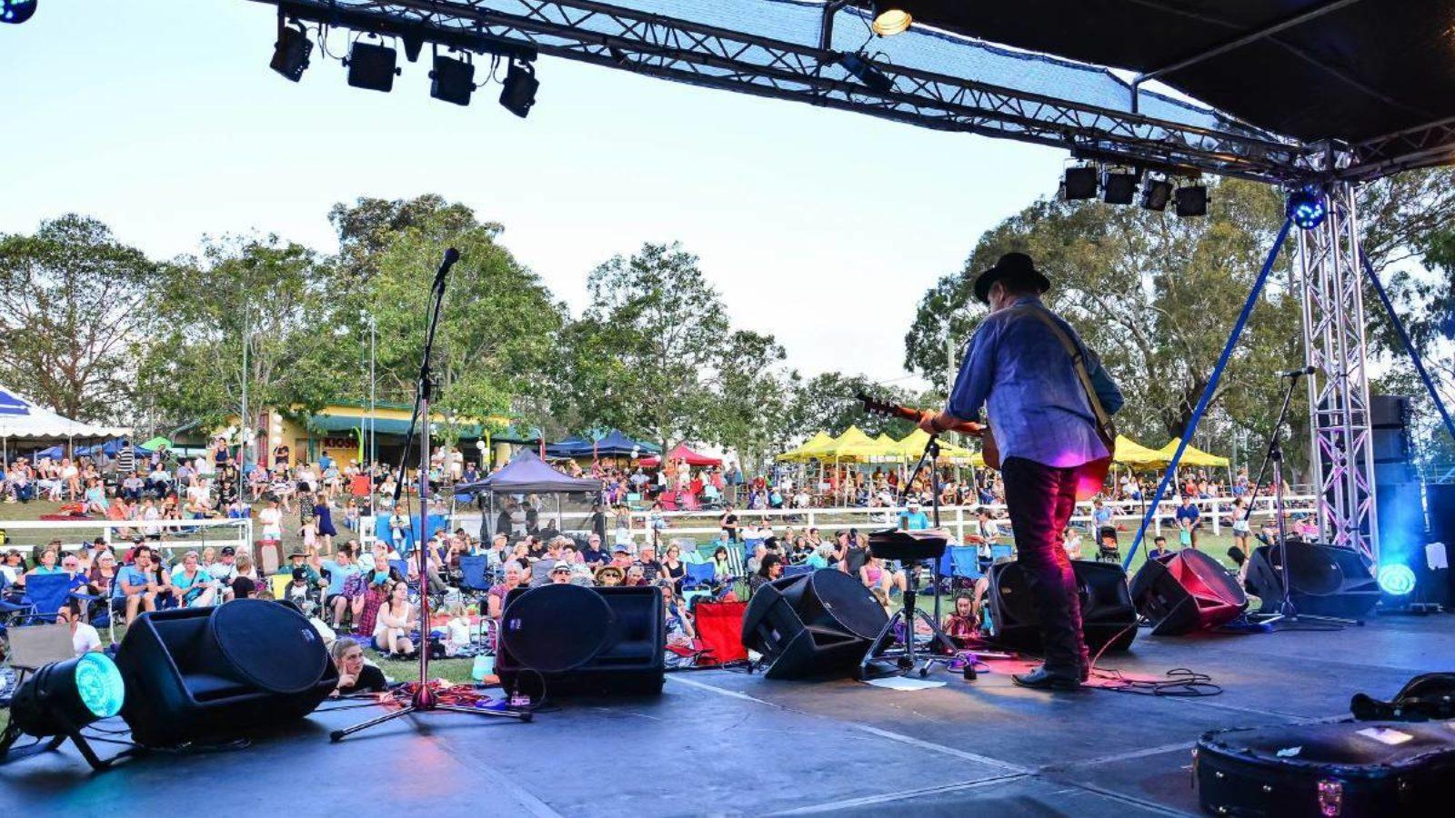 Wingham Akoostik Music Festival