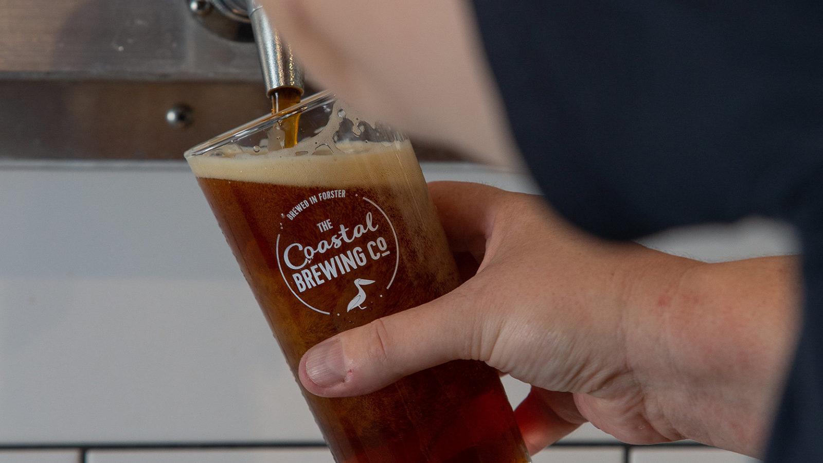 Glft coastal brewing local micro brewery
