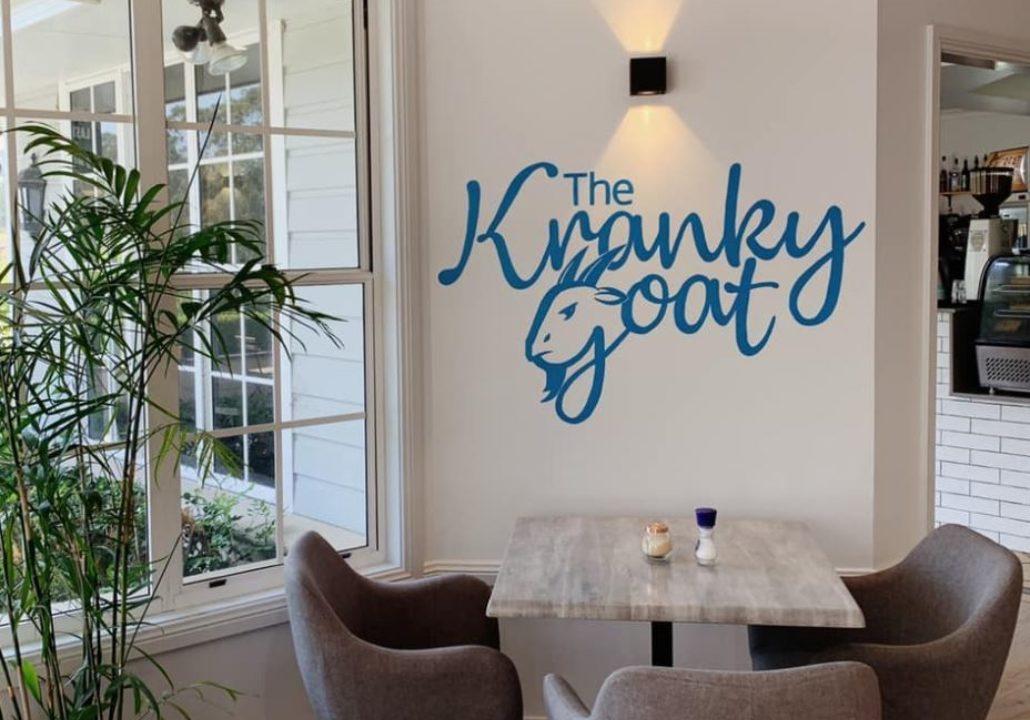 The Kranky Goat