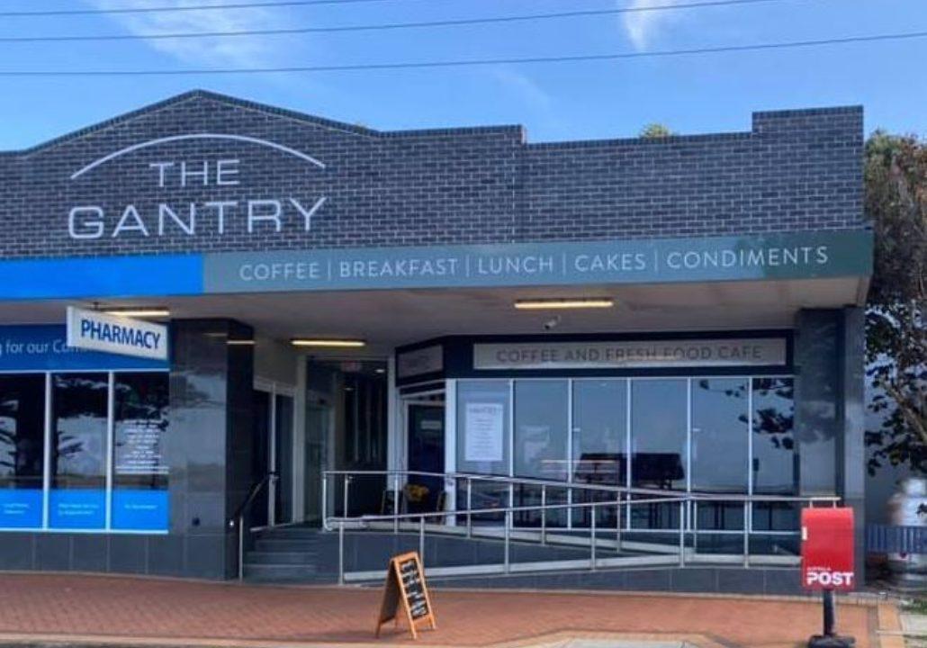 The Corner Pantry Cafe