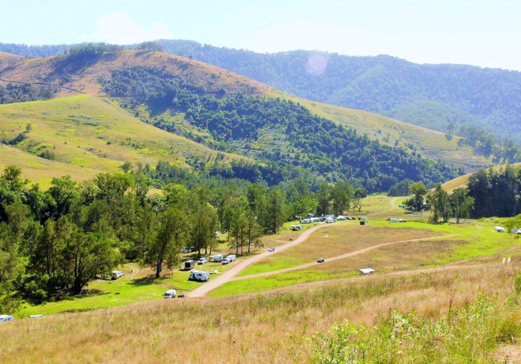 Bretti Reserve Campground