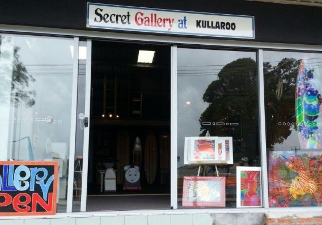 Secret Gallery at Kularoo
