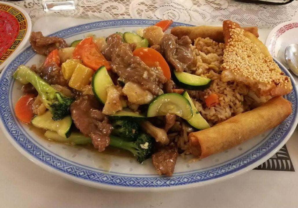 Jin Hong Chinese Restaurant