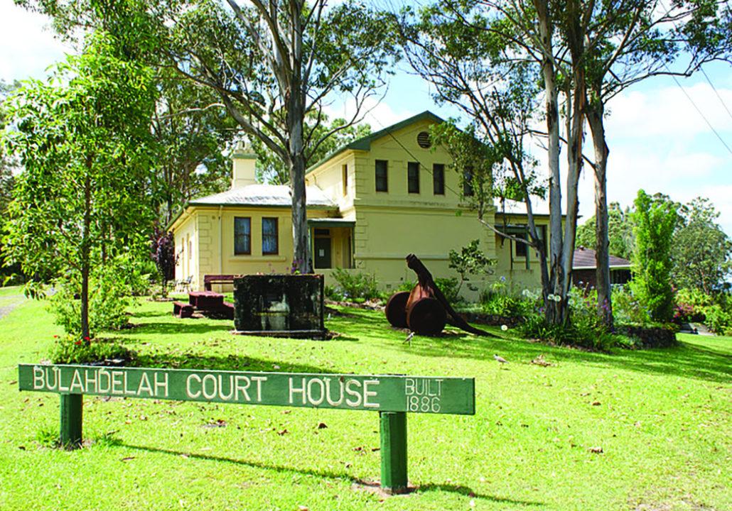 Bulahdelah Court House Museum