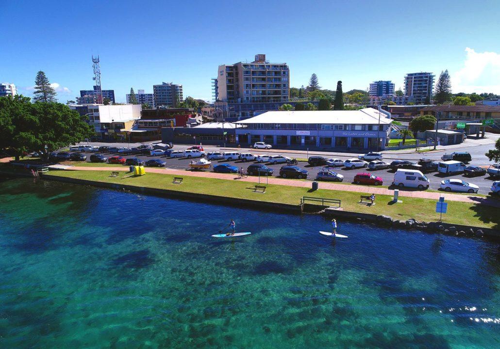Lakes & Ocean Hotel