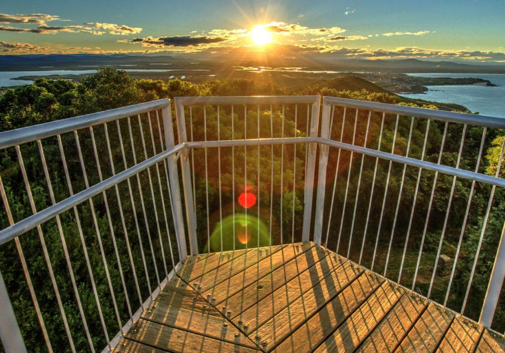 Cape Hawke Lookout