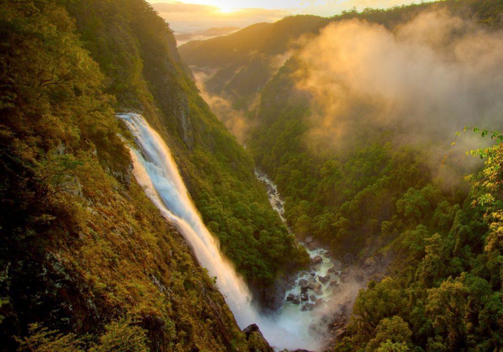 Ellenborough Falls at Elands