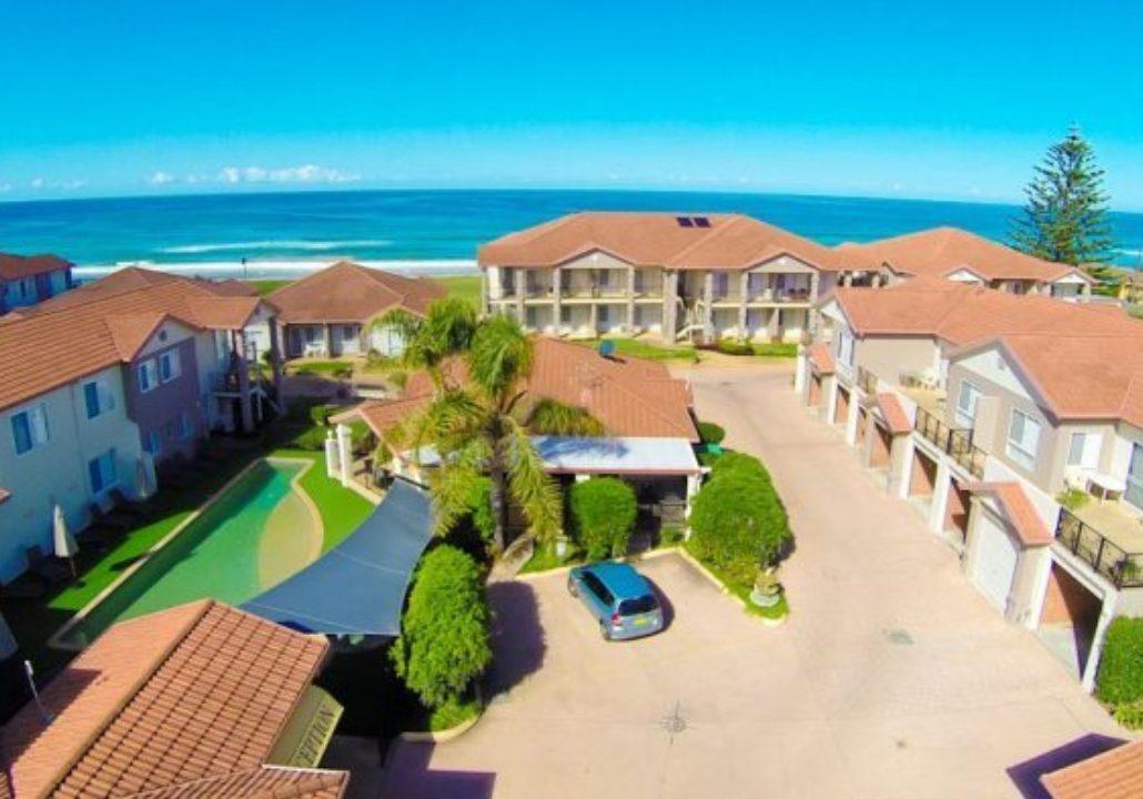 Meridian Beachside Apartments