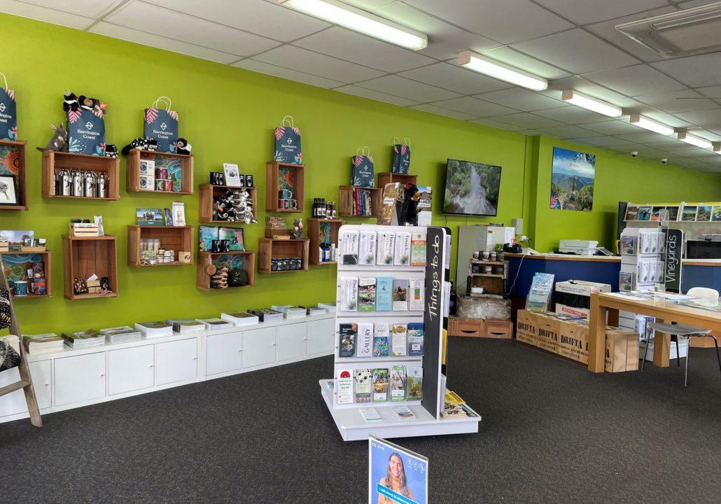 Gloucester Visitor Centre