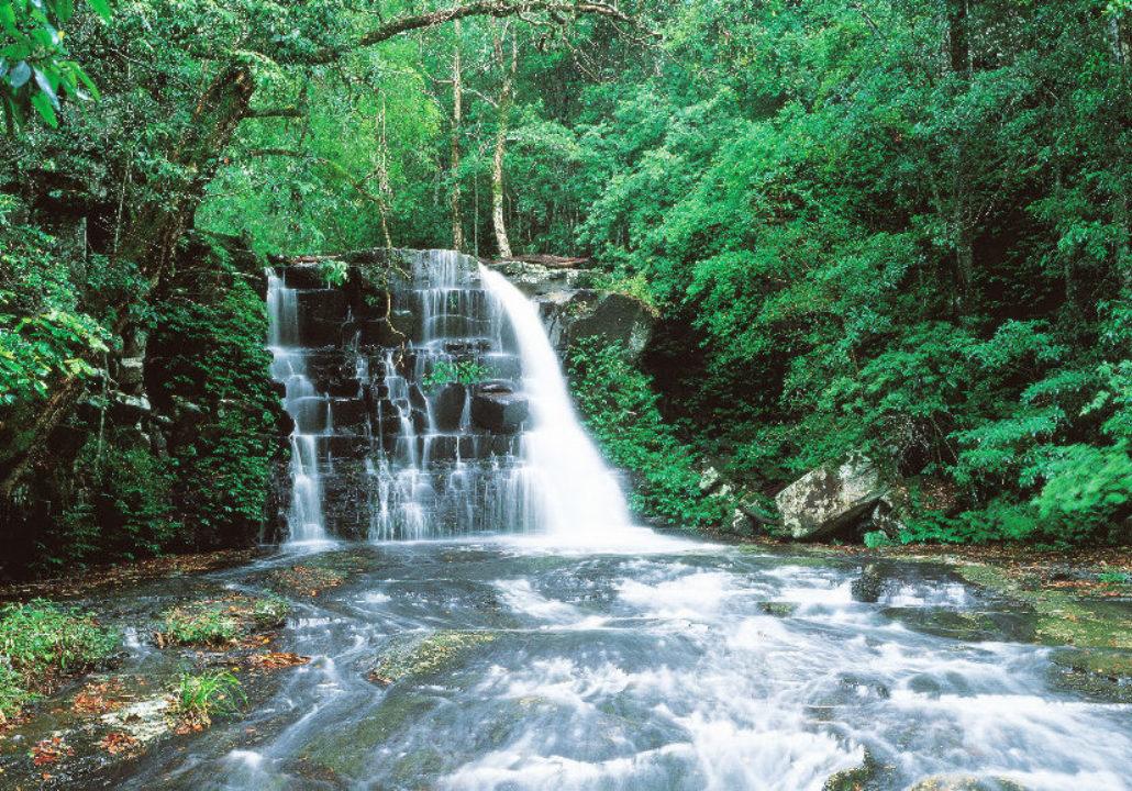 Jerusalem Creek Falls