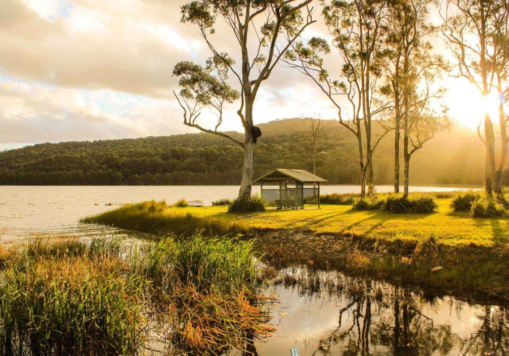 Smiths Lake, Tarbuck Bay