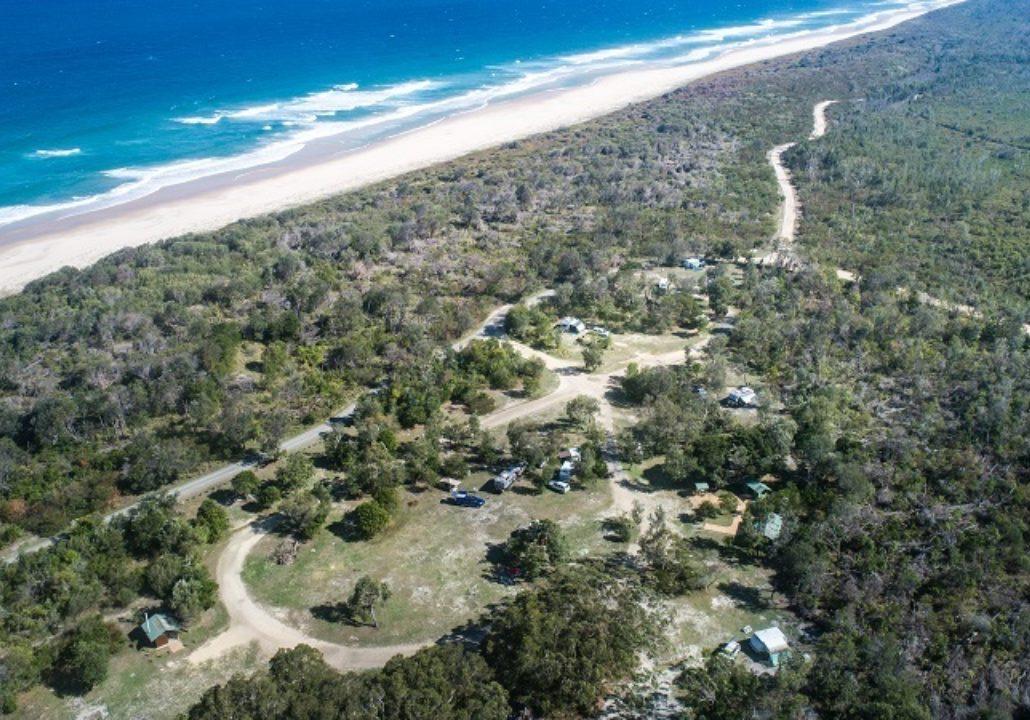 Kylies Beach campground