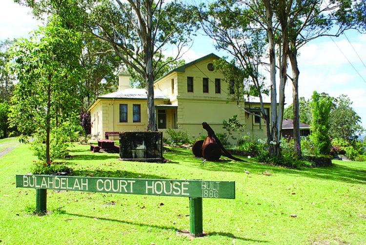 286 28 Bulahdelah Courthouse