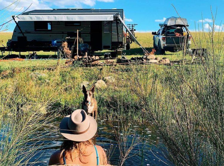 Camp Cobark (image by @travellingourbigbackyard)
