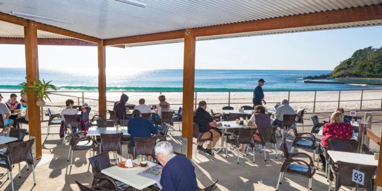 Beach Bums Café
