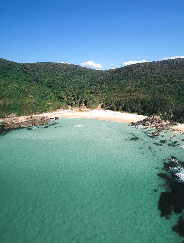 McBrides Beach, Booti Booti National Park