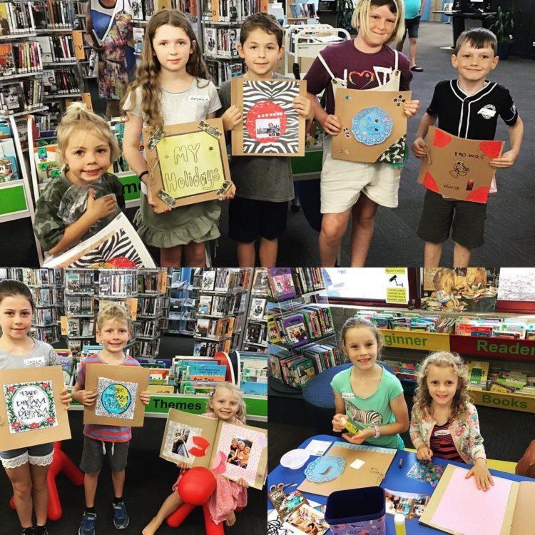 Mid Coast Libraries school holiday activities