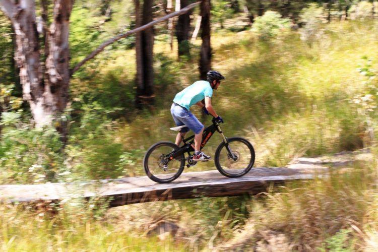 The Steps Mountain Bike Park