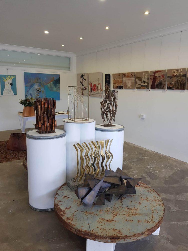 Pop Up Art Gallery Smiths Lake
