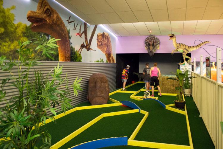 Forster entertainment centre putt putt golf