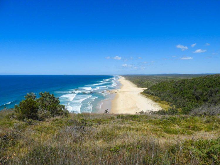 Kylies Beach, Crowdy Bay National Park