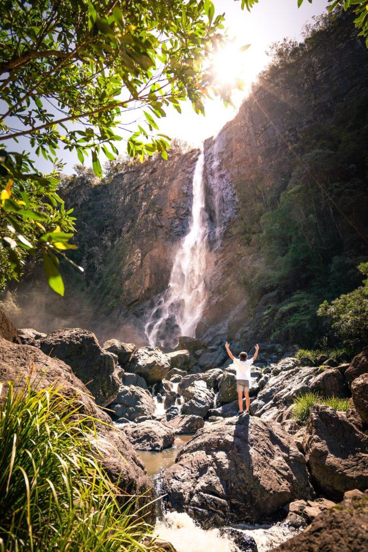 Ellenborough Falls by @hkbittar