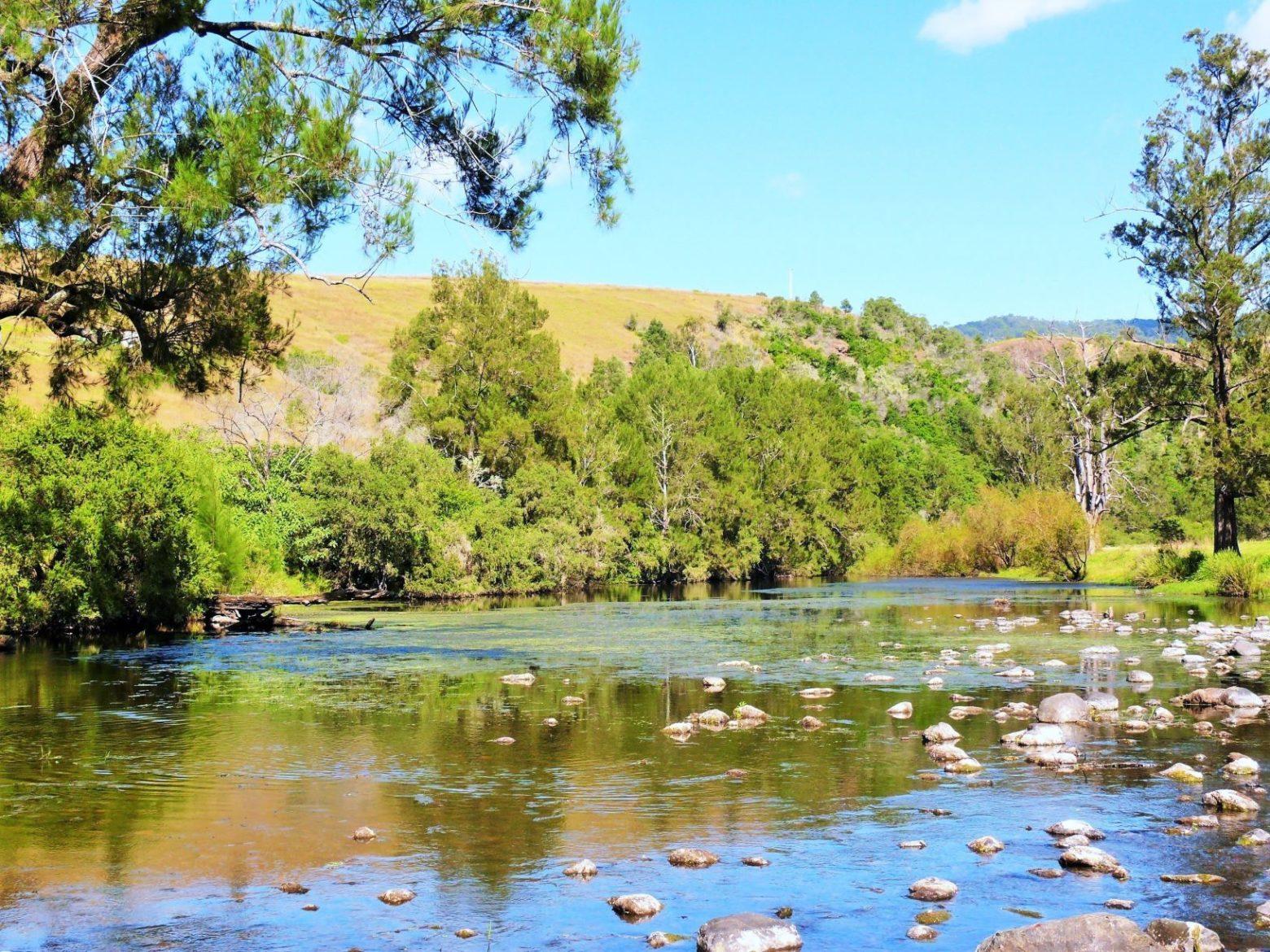 Barnard River, Bretti Reserve