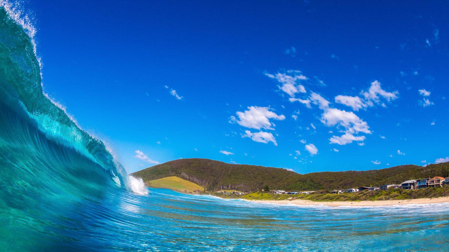 Blueys Beach (photo by Raw Edge Photography)