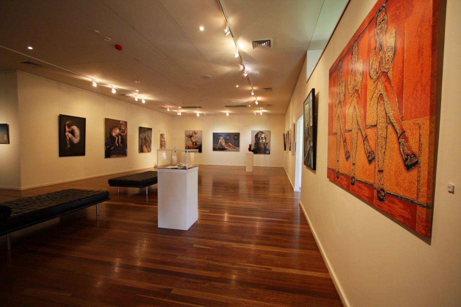 Manning Regional Art Gallery exhibition
